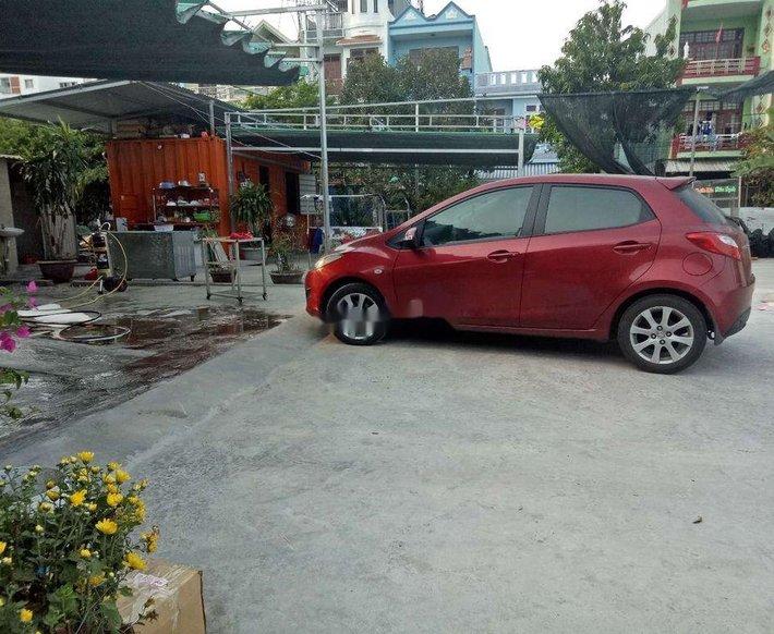 Bán Mazda 2 sản xuất năm 2014, màu đỏ, xe nhập chính chủ, giá 365tr0