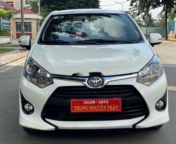 Bán Toyota Wigo sản xuất năm 2018 còn mới0