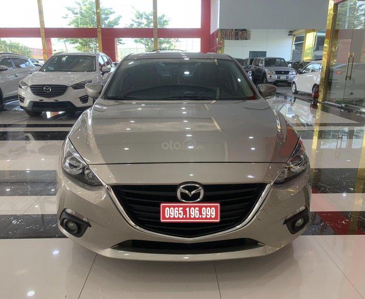 Bán xe Mazda 3 sản xuất 2015 495 triệu0