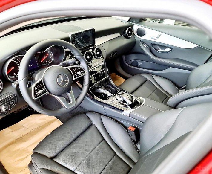 Mercedes C180 AMG 2021 đủ màu giao ngay - ưu đãi siêu hot 50% lệ phí trước bạ4