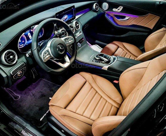 [Ưu đãi lớn tháng 6] Mercedes C300 AMG thể thao mạnh mẽ - trả trước 620triệu nhận xe - ưu đãi khủng và quà tặng bất ngờ3
