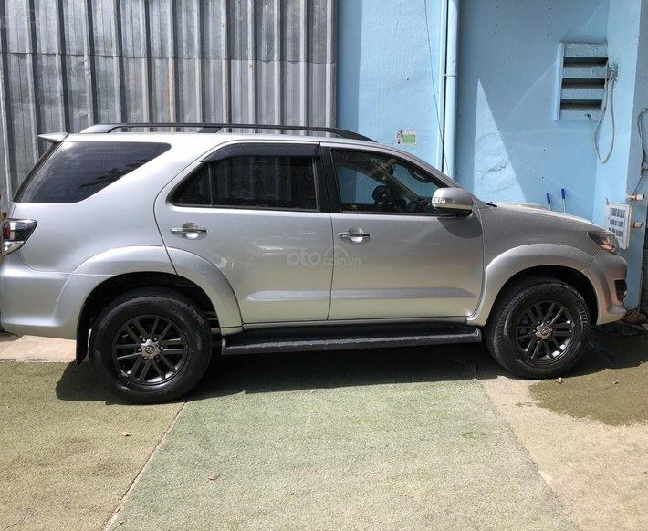 Toyota Fortuner 20150