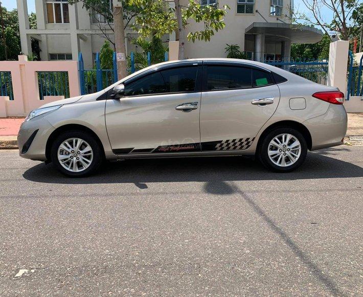 Bán ô tô Toyota Vios E MT đời 2020, màu xám còn mới, giá 445tr0