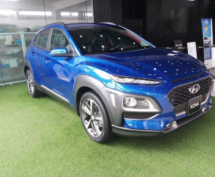 [Hyundai Hà Nội] Hyundai Kona 2021, quà tặng hấp dẫn, hỗ trợ ngân hàng tối đa, liên hệ nhận giá tốt, xe đủ màu0