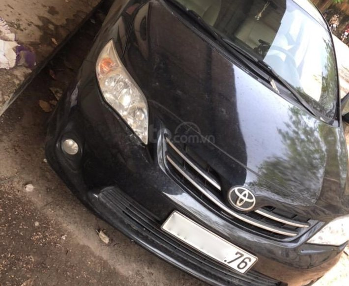 Bán xe Toyota Corolla Altis sản xuất 2014, AT 560 triệu0