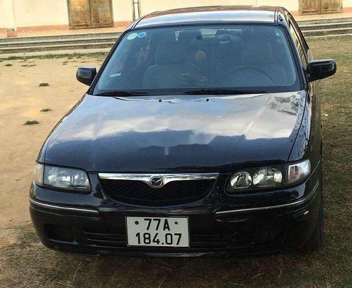 Xe Mazda 626 sản xuất 1999, xe nhập giá chỉ 125 triệu0