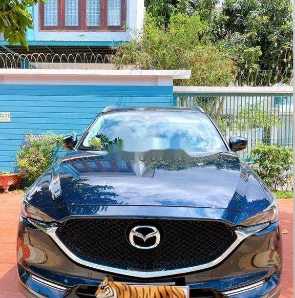 Bán Mazda CX 5 2019, màu xanh như mới, 865tr0