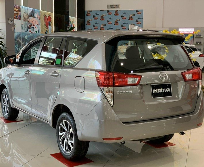 Toyota Innova E 2021- tặng 3 năm bảo dưỡng, đủ màu - giao ngay - vay 85% - chỉ cần trả trước 150 triệu9