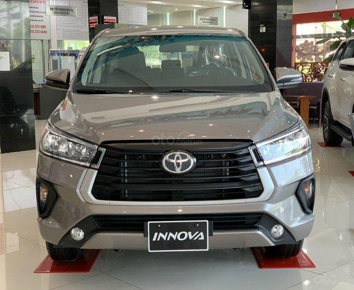 Toyota Innova E 2021- tặng 3 năm bảo dưỡng, đủ màu - giao ngay - vay 85% - chỉ cần trả trước 150 triệu11