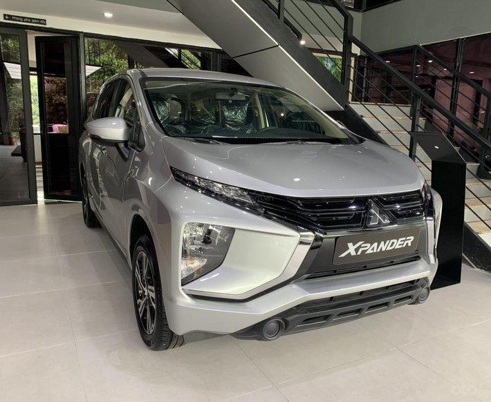 Toàn quốc thanh lý Mitsubishi Xpander MT 2020 bạc mới chưa đăng ký 100%0