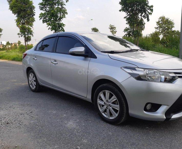 Bán Toyota Vios E sản xuất năm 20170