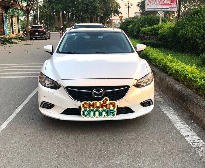 Bán nhanh Mazda 6 2015 2.0 tự động0