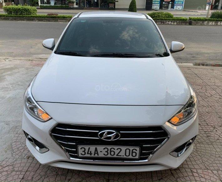 Cần bán Hyundai Accent 1.4AT 2020 số tự động0