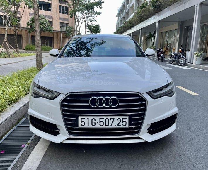 Cần bán xe Audi A6 sản xuất 2017 còn mới0