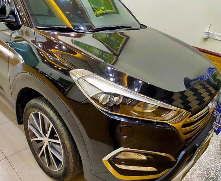 Xe Hyundai Tucson 2.0 năm 2016, màu đen, nhập khẩu còn mới0
