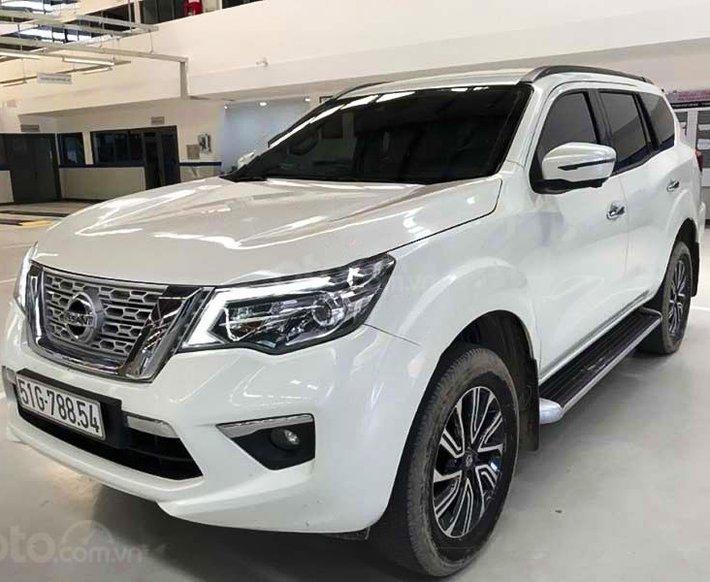 Cần bán Nissan Terra 2.5L V 4x4 năm 2018, màu trắng, xe nhập còn mới0