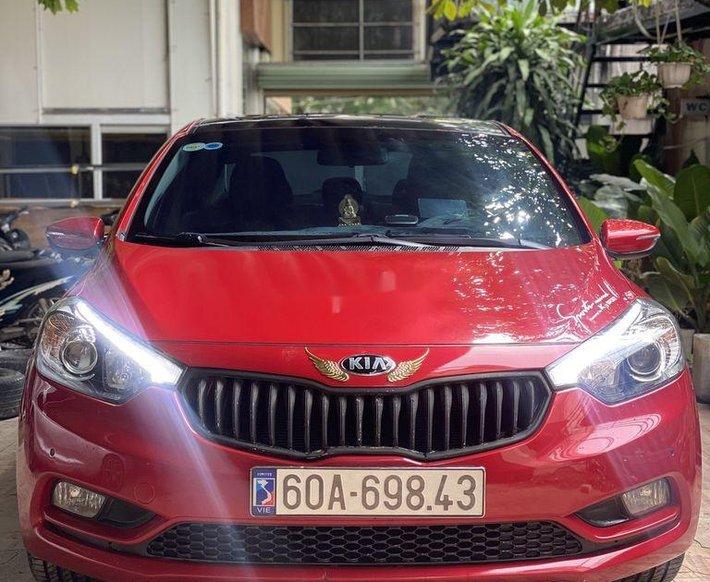 Cần bán Kia K3 sản xuất 2014, giá ưu đãi0