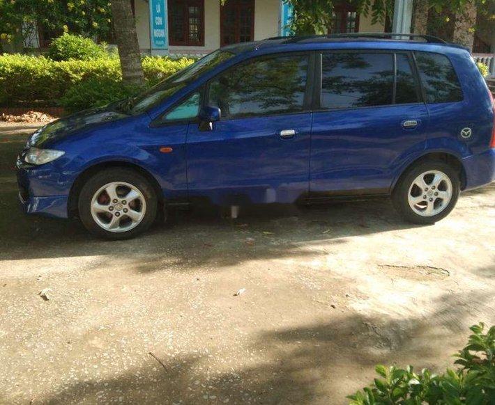 Bán Mazda Premacy 2004, màu xanh lam, xe nhập chính chủ, giá tốt0