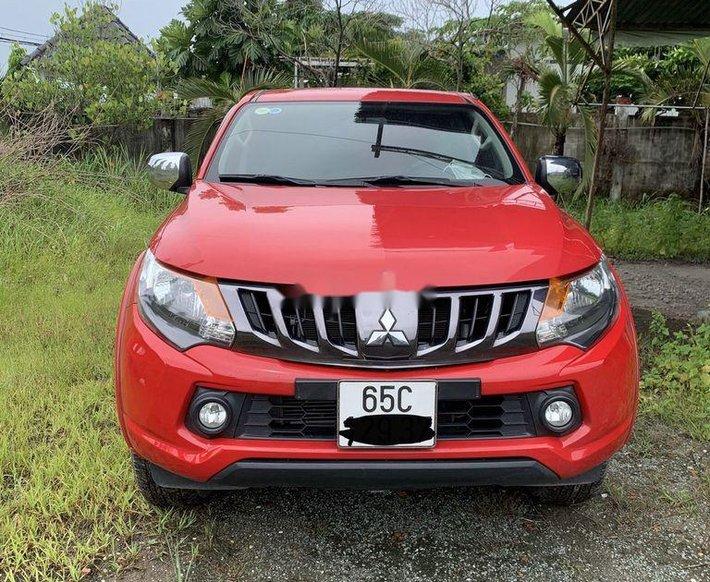 Bán xe Mitsubishi Triton sản xuất 2018, xe nhập giá cạnh tranh0