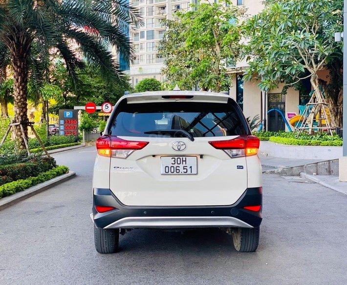Cần bán xe Toyota Rush 1.5AT đời 2019, màu trắng, xe nhập0