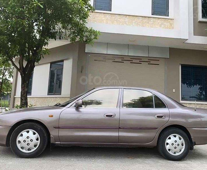 Cần bán gấp Mitsubishi Galant năm sản xuất 1993, màu xám, nhập khẩu0