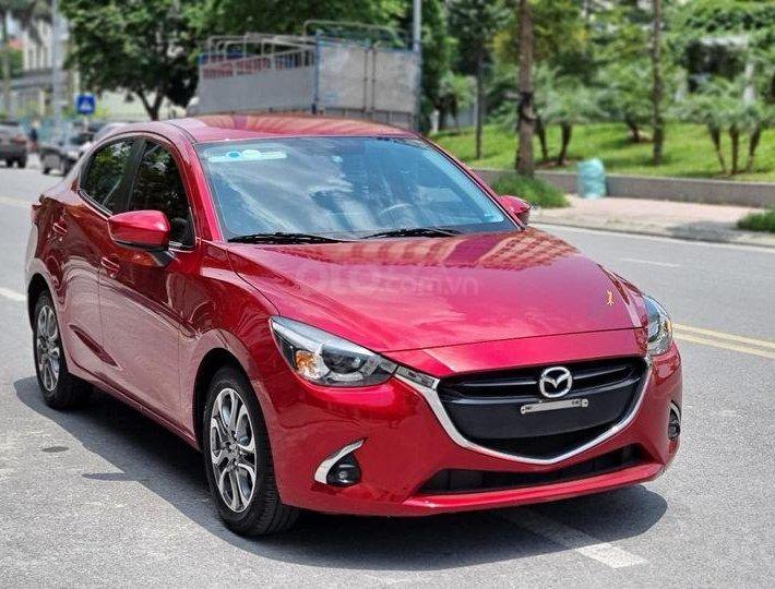 Cần bán Mazda 2 Luxury năm 2019, màu đỏ, xe nhập, 530 triệu0