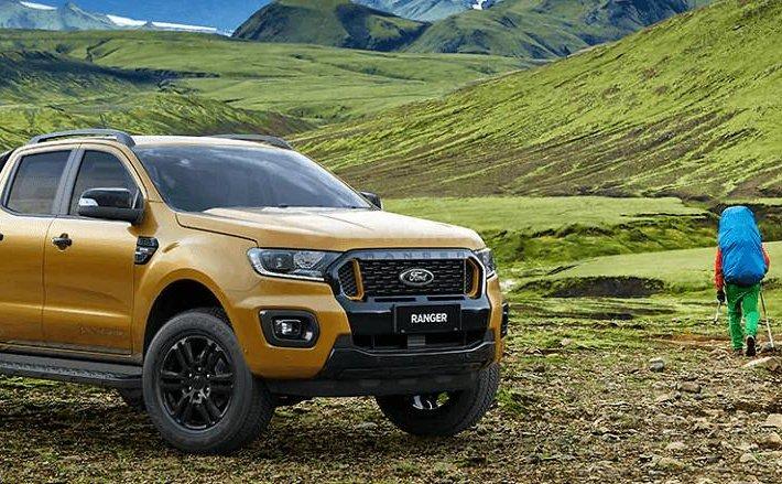 Ford Long Biên - Ford Ranger ông hoàng bán tải giá tốt, giảm tiền mặt hấp dẫn, tặng phụ kiện chính hãng, trả góp 85%0