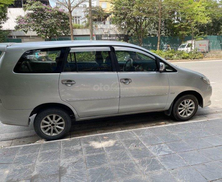 Cần bán lại xe Toyota Innova sản xuất năm 2007 giá cạnh tranh0