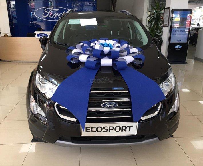 Ford Eco Sport 2021 giá tốt nhất, tặng phụ kiện chính hãng, giảm giá tiền mặt, trả góp 85%, đủ màu các phiên bản0