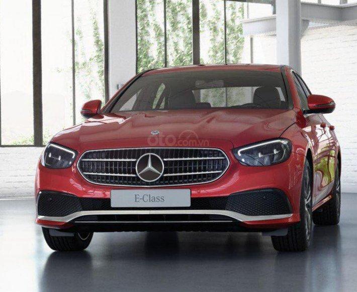 Sở hữu xe Mercedes-Benz E180 Model 2021 đẳng cấp chỉ với 11 triệu mỗi tháng0