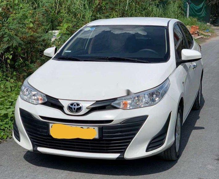 Cần bán Toyota Vios 2018, màu trắng 0