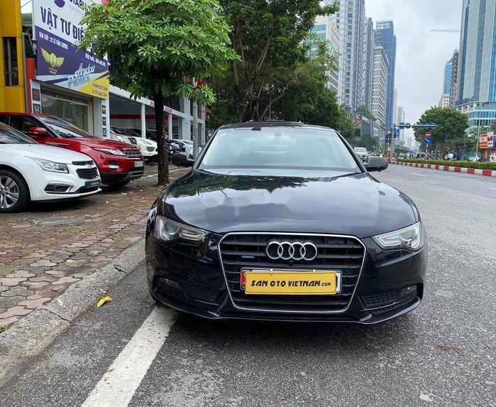 Xe Audi A5 đời 2015, màu đen, nhập khẩu còn mới, giá tốt0
