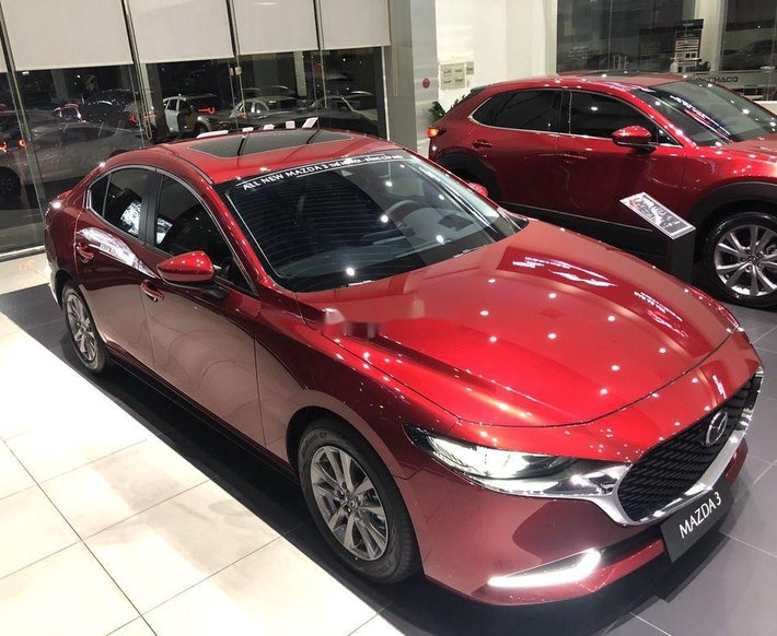 Cần bán xe Mazda 3 đời 2021, màu đỏ0