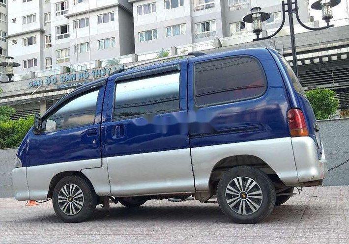 Xe Daihatsu Citivan đời 1997, màu xanh lam, xe nhập0