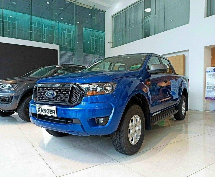 Ford Ranger 2021 giá ưu đãi nhất SG, đủ màu giao xe ngay trong tháng, hỗ trợ trả góp đến 90% lãi suất ưu đãi0