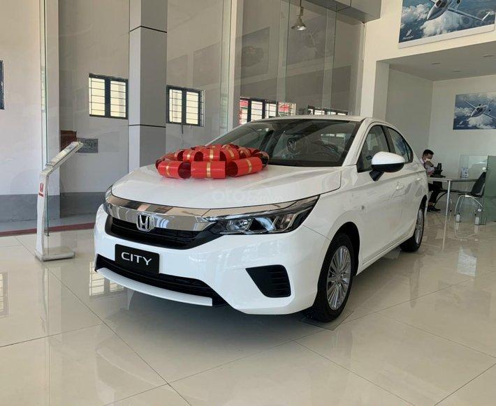 Bán ô tô Honda City G 2021 sẵn xe giao ngay, nhiều ưu đãi, hỗ trợ ngân hàng lãi suất tốt sản xuất năm 20210