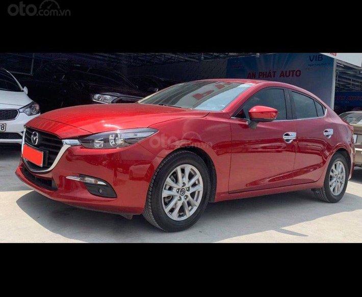 Bán Mazda 3 đời 2019, màu đỏ, 640tr0