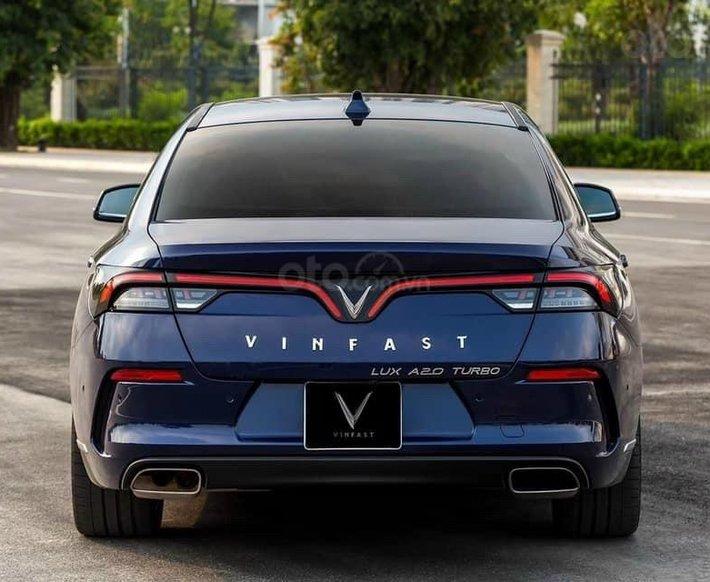 Vinfast Lux A2.0 2021 - giá xe tốt nhất - sẵn xe giao ngay0