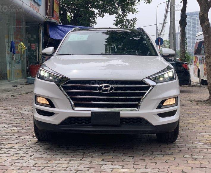 Bán xe Hyundai Tucson 2.0 xăng full cuối 2020 model 20210