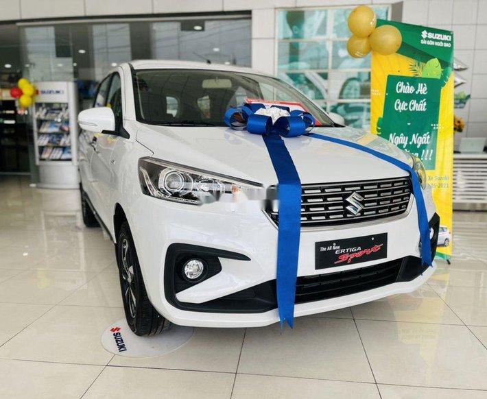 Cần bán xe Suzuki Ertiga Sport đời 2021, màu trắng, nhập khẩu nguyên chiếc, 519.9tr0
