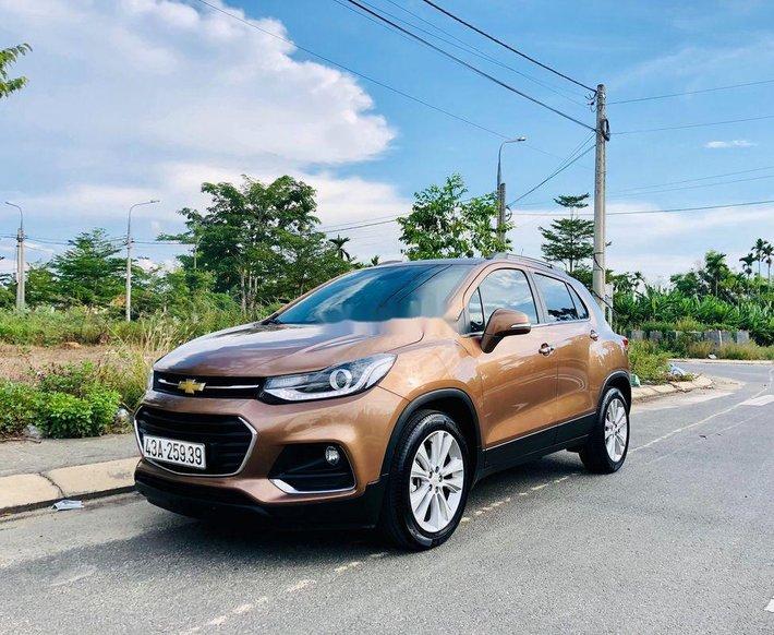 Cần bán Chevrolet Trax sản xuất năm 2017, xe nhập còn mới, giá tốt0