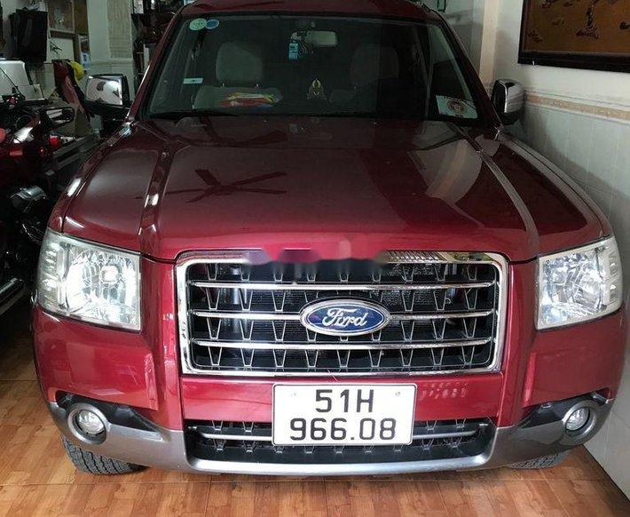 Bán Ford Everest năm sản xuất 2009 còn mới, 298tr0