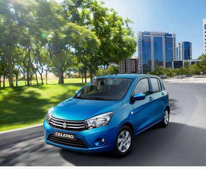 Cần bán gấp Suzuki Celerio sản xuất 2018, xe nhập còn mới0