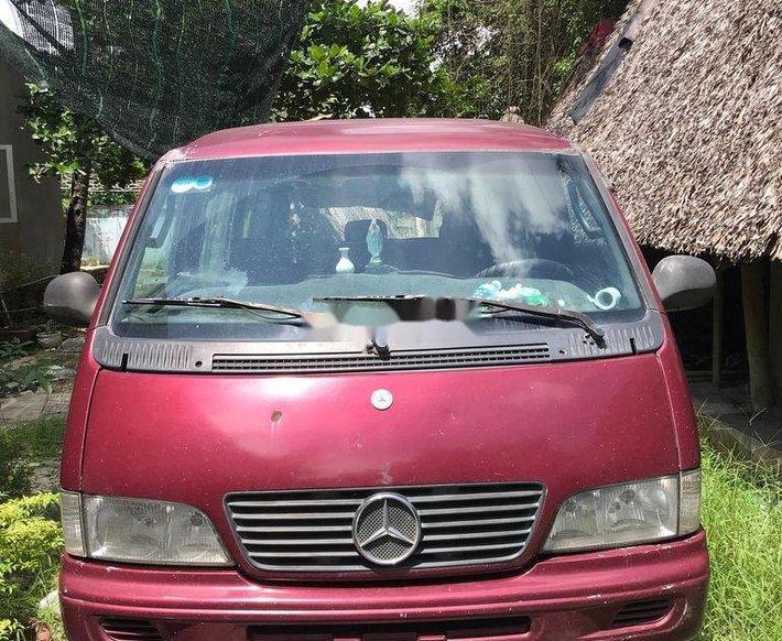 Cần bán Mercedes năm 2003, màu đỏ, xe nhập còn mới giá cạnh tranh0
