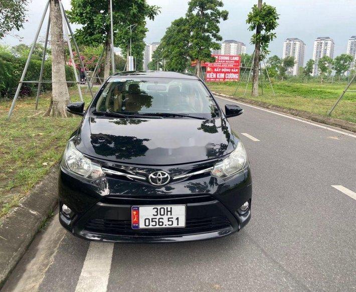Xe Toyota Vios năm sản xuất 20150