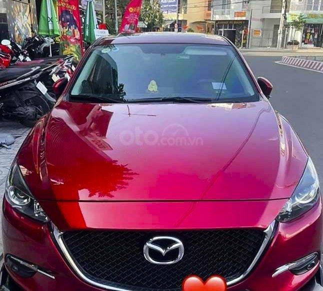 Bán xe Mazda 3 1.5L Premium năm 2019, màu đỏ, 638 triệu0