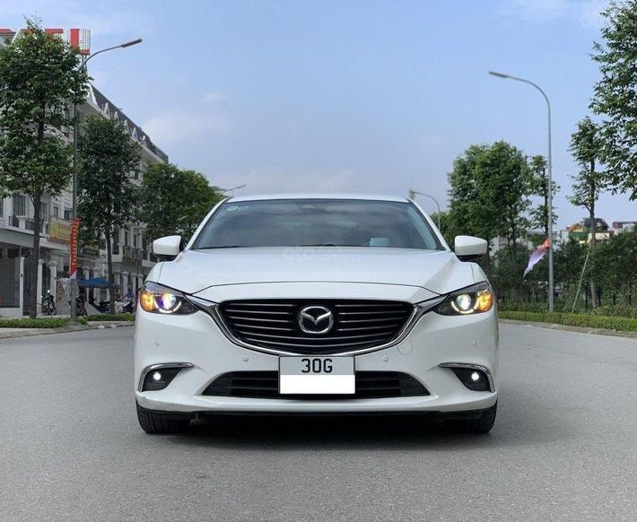 Bán xe Mazda 6 2.0 Premium sản xuất 20180