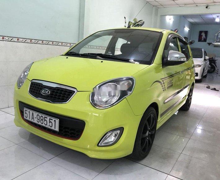 Cần bán lại xe Kia Morning sản xuất năm 2010, giá 205tr0