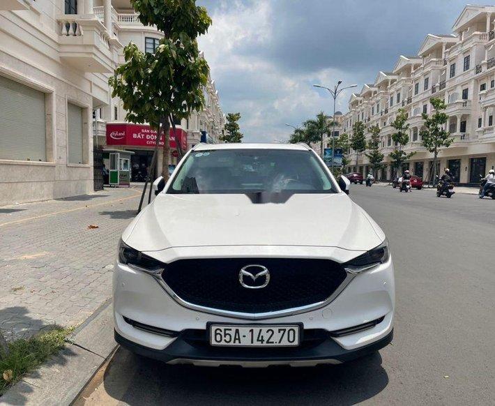 Cần bán Mazda CX 5 sản xuất 2017 còn mới, giá chỉ 750 triệu0