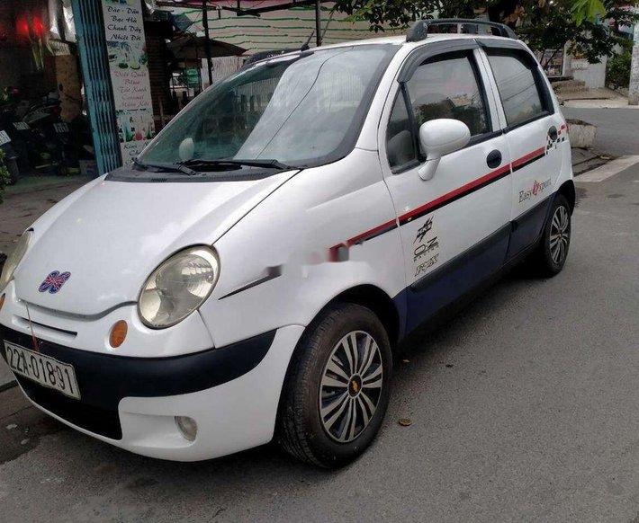 Cần bán Daewoo Matiz sản xuất 2007 còn mới giá cạnh tranh0